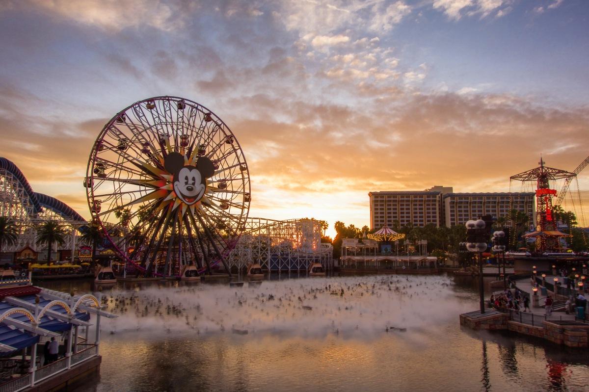 Disney California Adventure! (p1)